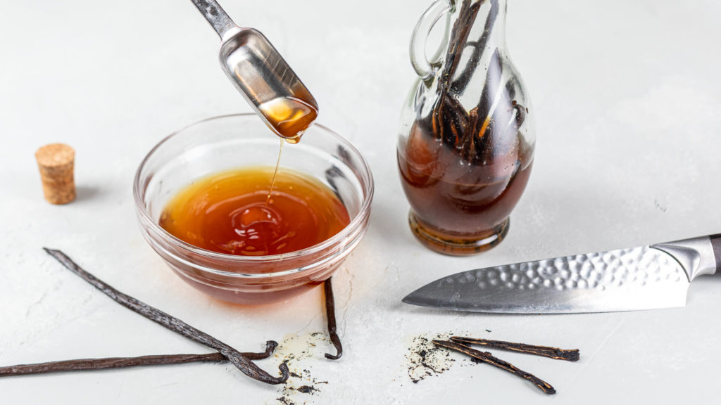 Приправа ваниль использование на кухне