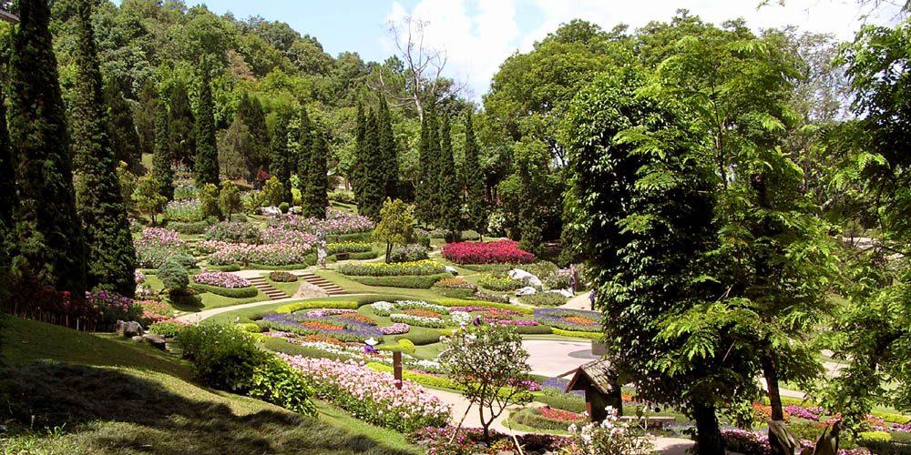 Парк в Сингапуре