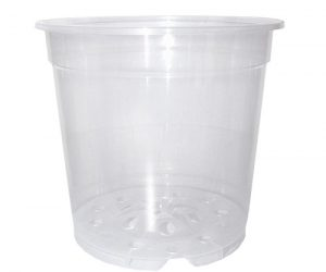 Пластиковый горшок